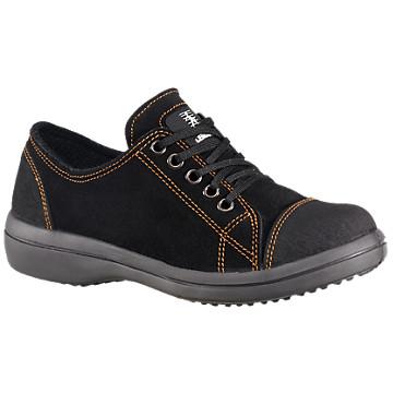 Chaussures de sécurité basses femme noires Vitamine S3 CI SRC Lemaître Sécurité