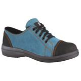 Chaussures de sécurité basses bleu Vitamine S3 SRC