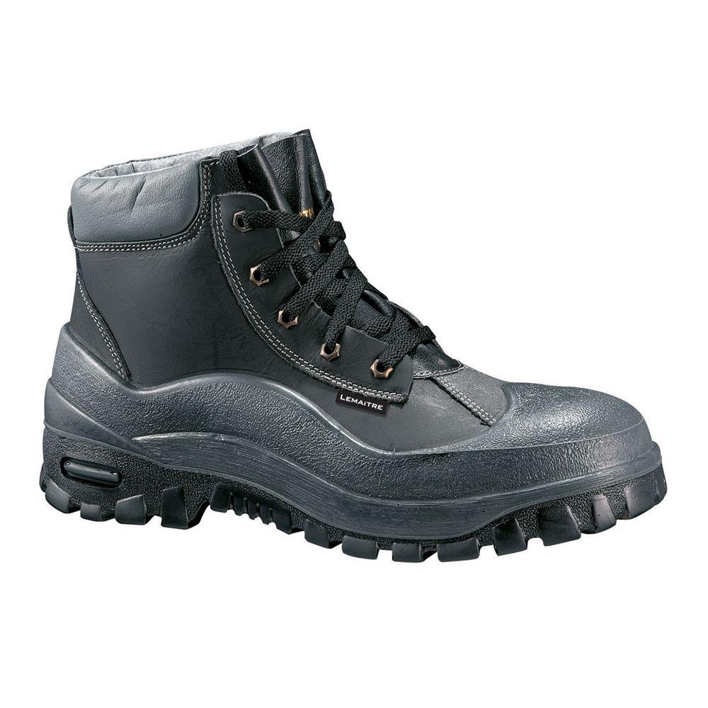 Chaussure de sécurité hautes Work - Noir Lemaître Sécurité