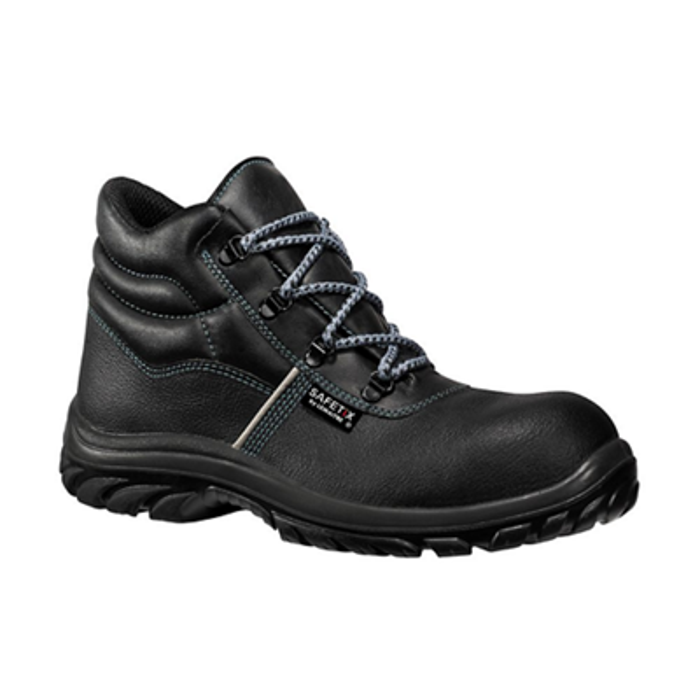 Chaussures de sécurité hautes Bluefox noires Lemaître Sécurité