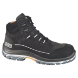 Chaussures de sécurité hautes nubuck Dundee S3
