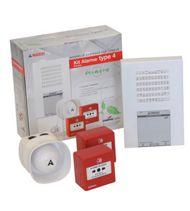 Kit Alarme incendie Type 4