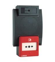 Coffret d'alarme incendie à piles - Type 4