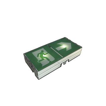 Bloc Autonome d'Eclairage de Sécurité (BAES) ULTRALED 45 SATI LUMINOX Cooper