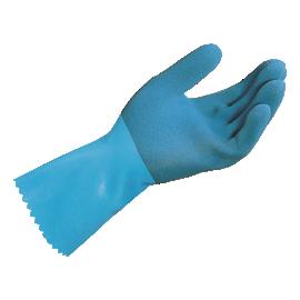 Gants protection chimique