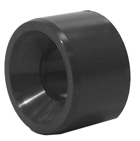 Réduction courte MF PVC pression à coller Aliaxis