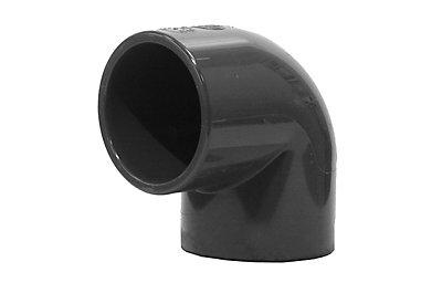 Coude 90° FF PVC pression à coller