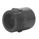 Embout PVC pression