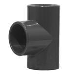 Té 90° égal FFF PVC pression à coller