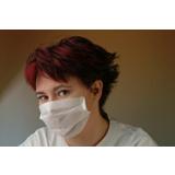 Masque d'hygiène jetable polypro 2 plis