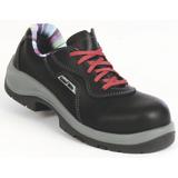 Chaussures de sécurité femme basses New lady noir ESD