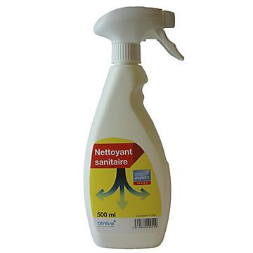 Nettoyant sanitaire vaporisateur de 500ML pour paroi de douche MB Expert