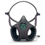 Demi-masque réutilisable antigaz série 8000