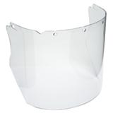 Ecran incurvé Prop pour casques de chantier V-Gard