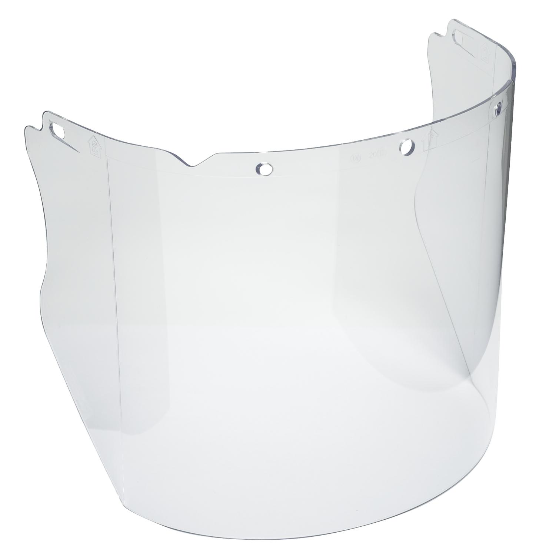 Ecran incurvé Prop pour casques de chantier V-Gard MSA