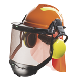 Casque de protection forestier complet V-Gard 500