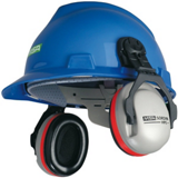 Coquille anti-bruit SOR12012 pour casque V-GUARD 200