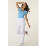 Pantalon de travail blanc Marc