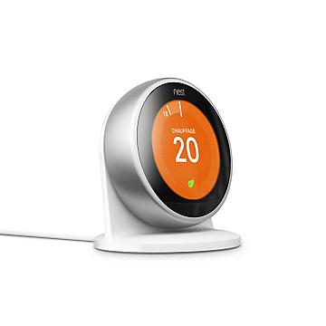 Thermostat connecté 3ème génération Nest