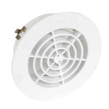 Grille ronde pour tube PVC Nicoll