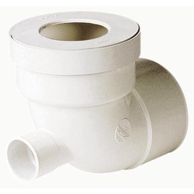 Pipe WC courte Femelle avec piquage Nicoll