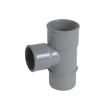 Embranchement simple réduit MF PVC à 87°30 NICOLL