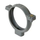 Collier à bride  PVC  insert au pas de 7 X 150