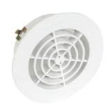 Grille pour tube PVC intérieure