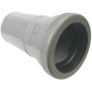 Manchette F de réparation PVC Nicoll