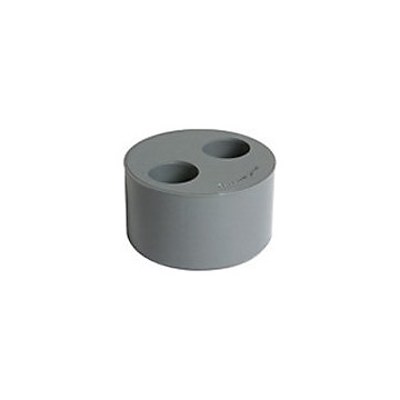 Tampon de réduction double MF PVC Nicoll