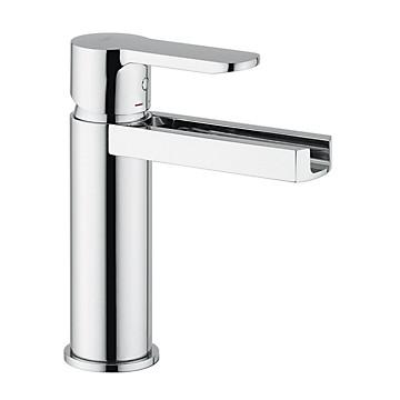 Mitigeur lavabo Ekolo - Bec cascade MB Expert