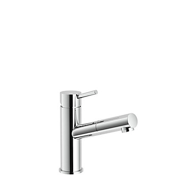 Mitigeur lavabo avec douchette LIVE Nobili