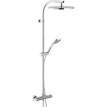 Colonne de douche thermostatique TAGO Nobili