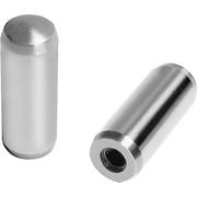 Goupilles cylindriques taraudées série 03325