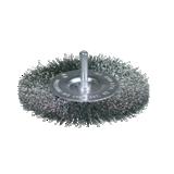 Brosse circulaire éco/ tige D75X10