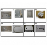 Kit électrique TC pour PECS VM ou VS