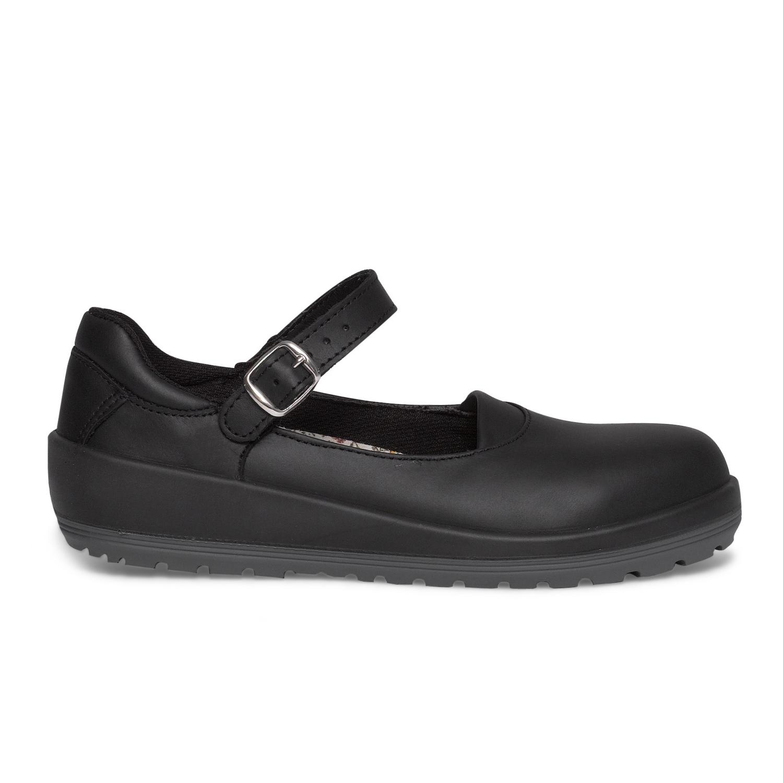 Chaussures de sécurité basses Bianca noir Parade