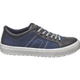 Chaussures basses Vance bleu 7822