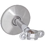 Collier de fixation - Pour colonne de douche