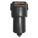 Filtres hydrauliques haute pression série EPF