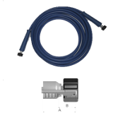 Flexible pour nettoyeur haute pression raccords (new)