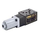 Réducteur de pression sur A à cde directe série PRDM2 CETOP 3 NG6