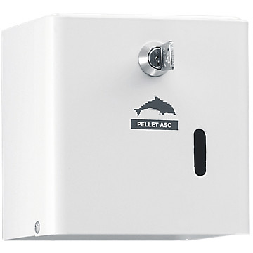 Distributeur de papier WC mixte - Acier Pellet
