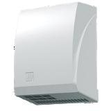 Sèche-mains électrique automatique - Aluminium