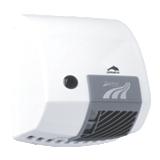 Sèche-mains électrique à bouton poussoir - ABS