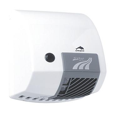 Sèche-mains électrique à bouton poussoir - ABS Pellet