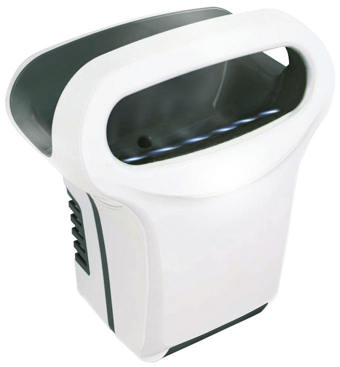 Sèche-mains électrique Exp'air - Aluminium Pellet