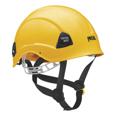 Casque de chantier Vertex Best jaune Petzl