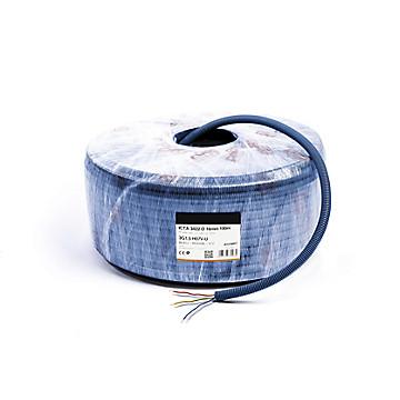 Gaine filée ICTA bleue PM Plastic Materials