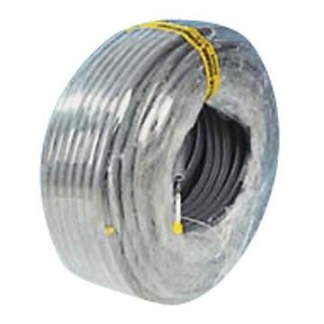 Gaine ICTA 3422 grise avec tire-fils PM Plastic Materials